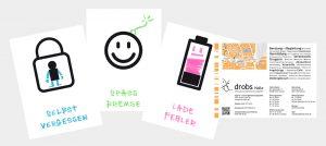 drobs-Karten (Flyer)